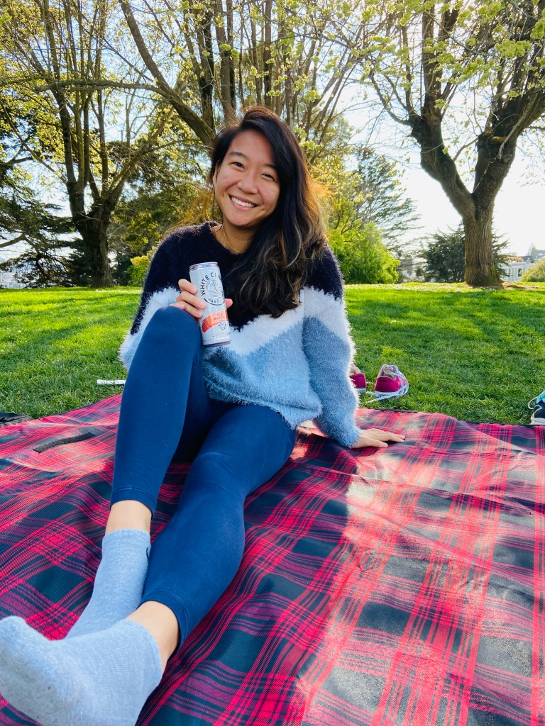 San Francisco picnic