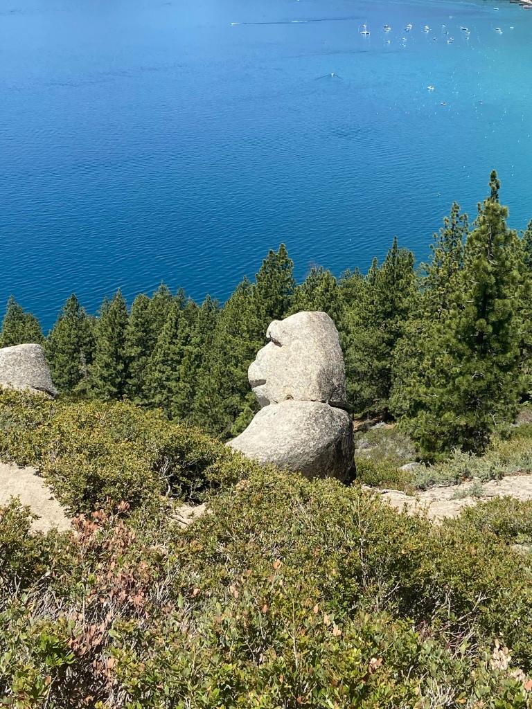 monkey rock hike
