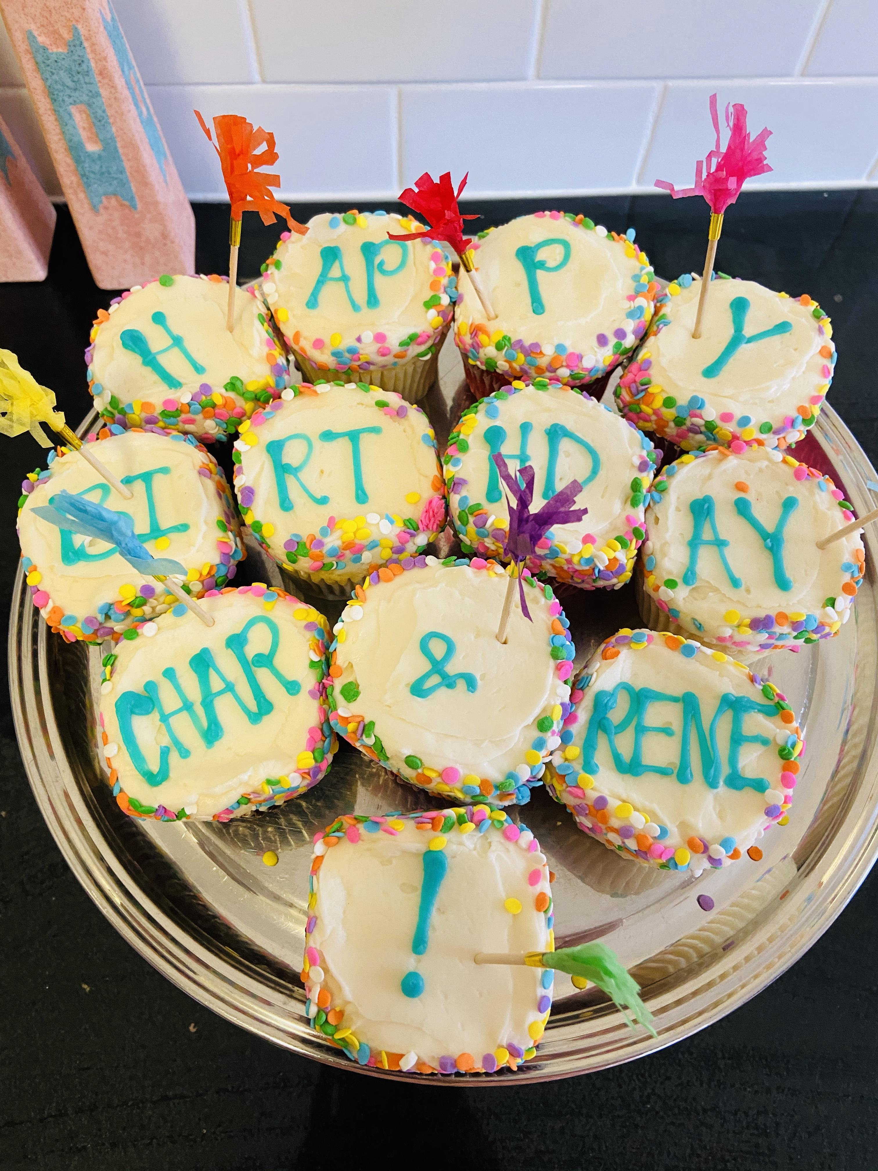 27th birthday cake