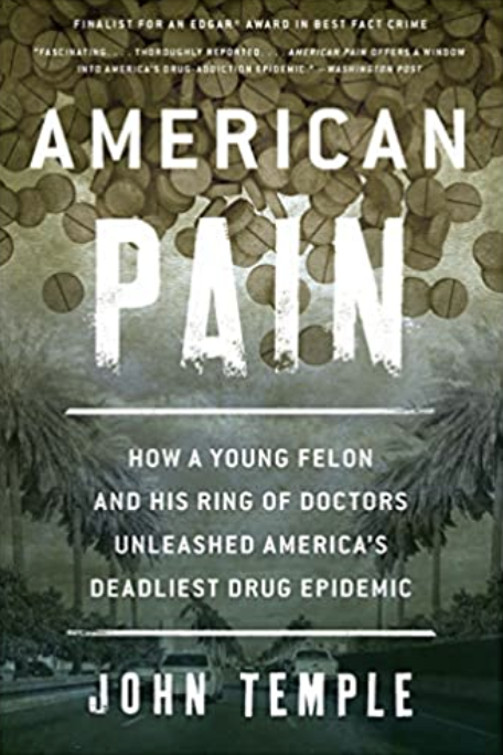 American pain book