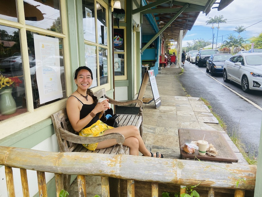 Small town vibes in Hilo