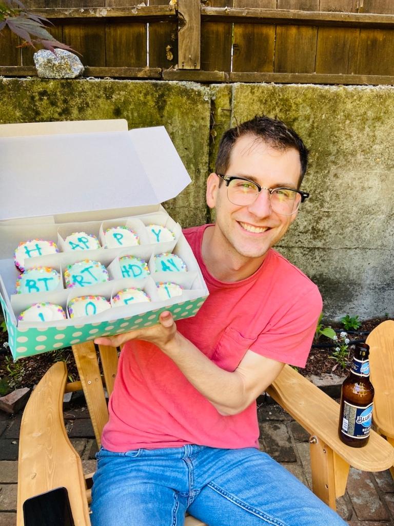 Susie Cake cupcakes