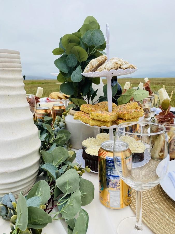 desserts for bridal shower