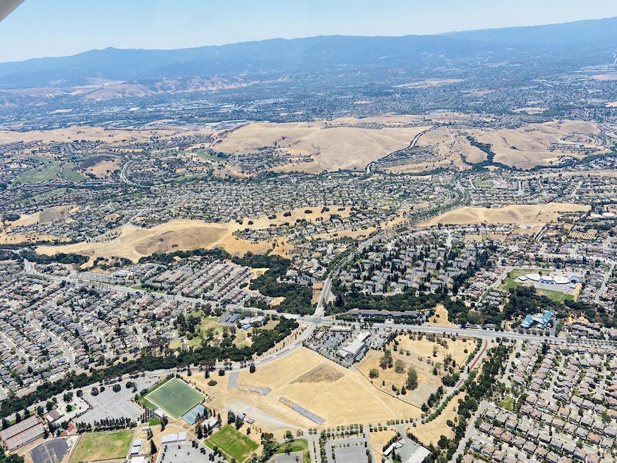 Views of San Jose