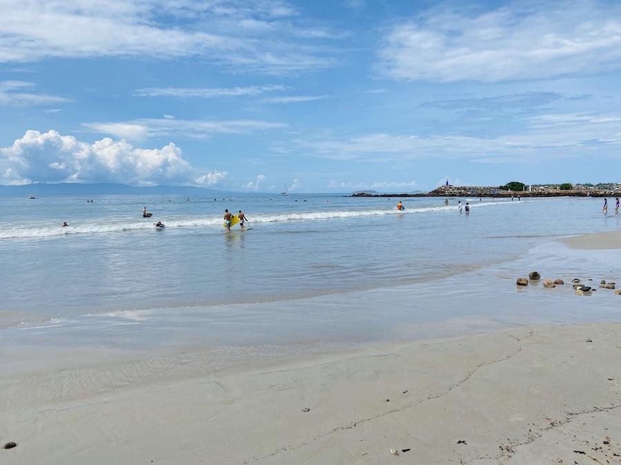 Stinky's beach in Punta Mita