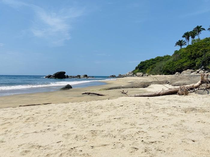 Playa Carricitos