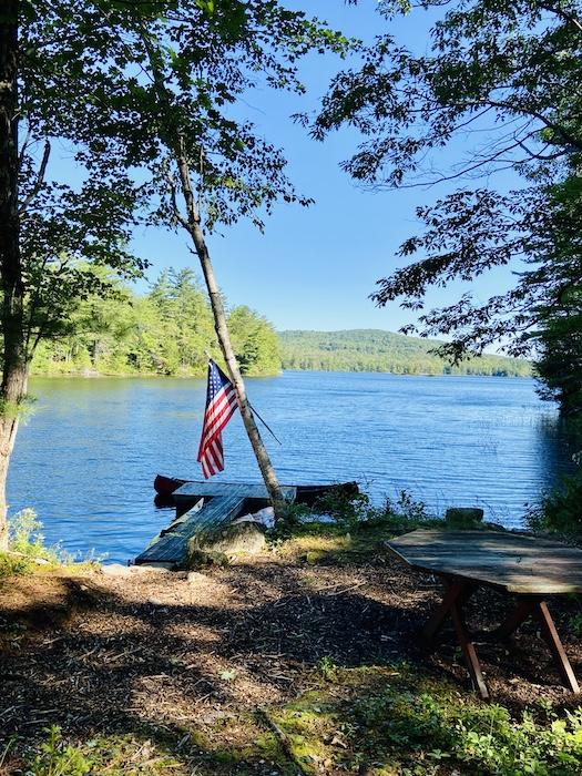 Lake side views
